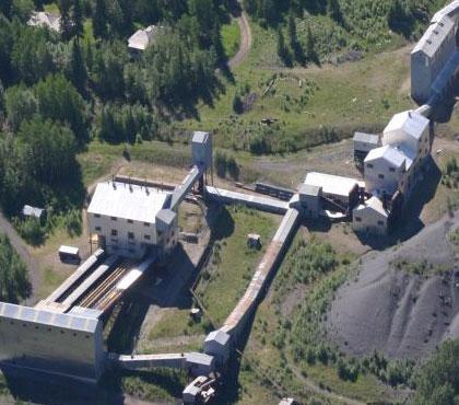 Brazeau Collieries Mine